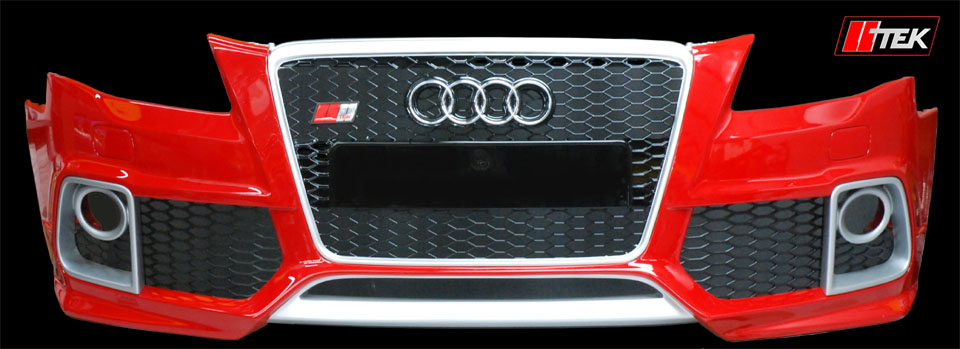 SECURE 4-HOLE AUDI A3 A4 A6 A8 BLACK LICENSE PLATE FRAME REAR FRONT BACK COVER