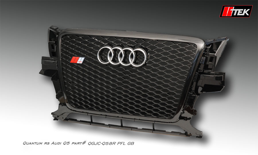Audi Q5 Body Kit Styling Caractere Performance And