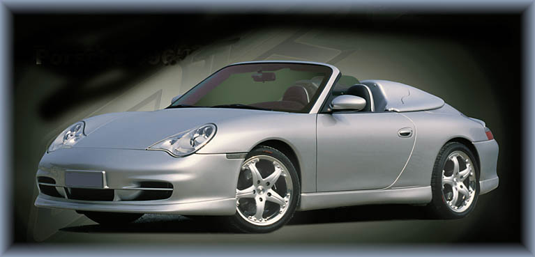 Lltek Announces More Bodykit Styling For The Porsche 996