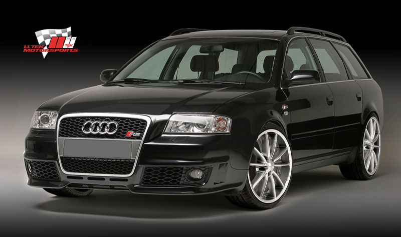 Audi A6 / S6 C5 RS Six Bodykit Styling from Hofele