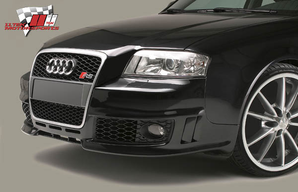 Photo of RS Six Styling features Hofele 20 inch Largo Wheels