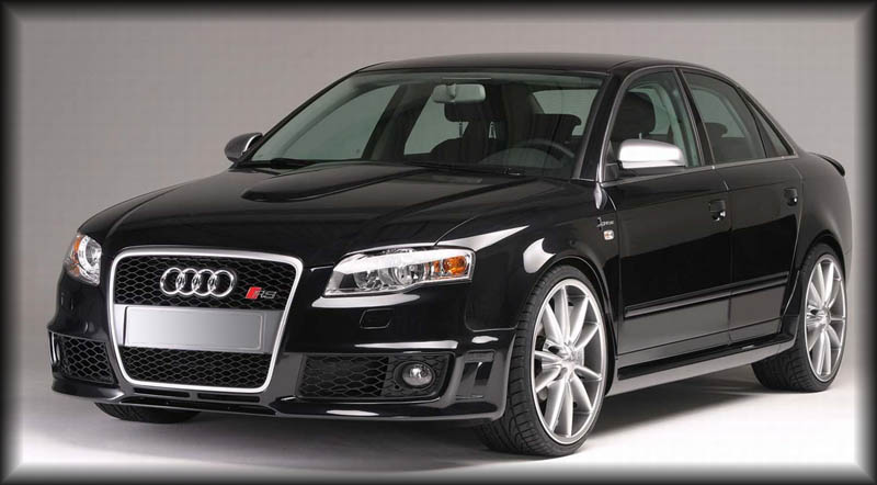 RSA Conversion Kit for Audi A4 B7 and Audi S4 B7