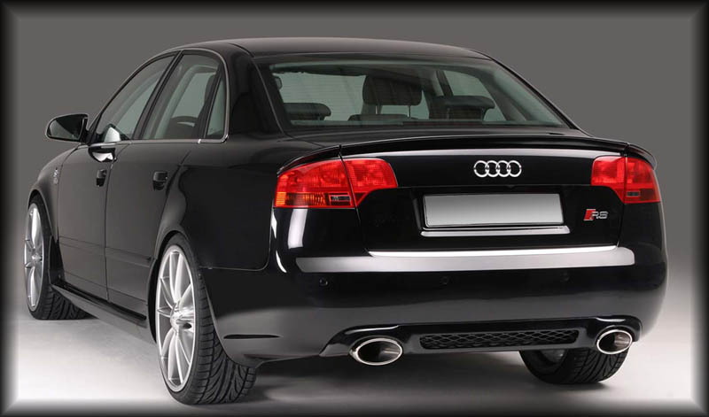Body Kit Styling Conversion For Audi A4 B7 And Audi S4 B7 Lltek