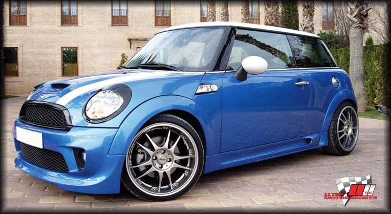 Bodykit Options And Styling For The Mini Cooper Lltek