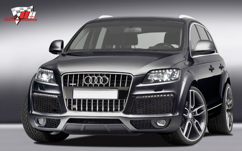 Body Kit Styling For The Audi Q7 2010 Facelift By Caractere