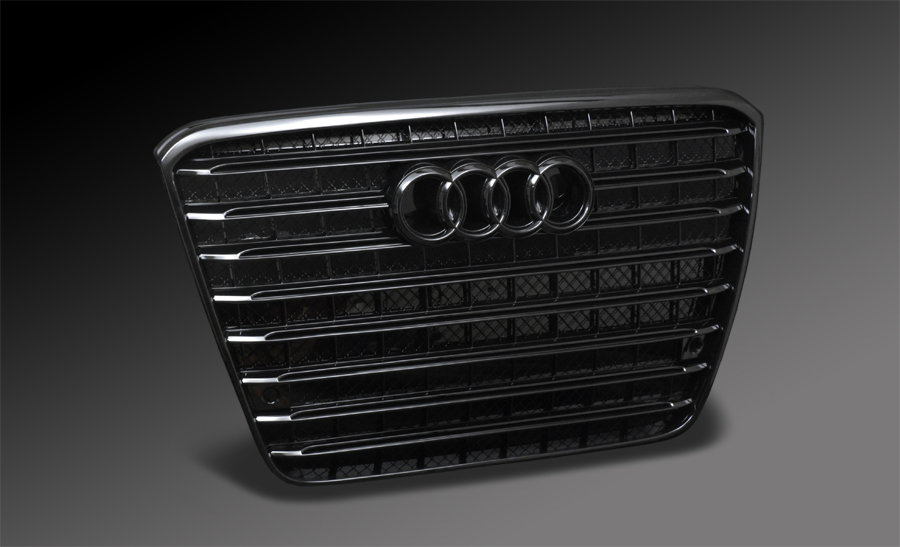 Replacement And Aftermarket Styling Grills For Audi A8 And