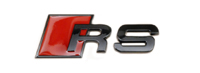 rs badge for audi r8