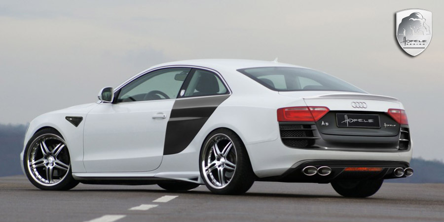 Body Kit Syling For Audi S5 By Hofele