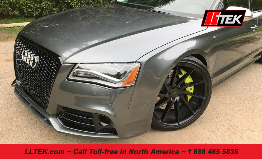 Audi A8 D4 Body Kit 2015 Aftermarket Styling And