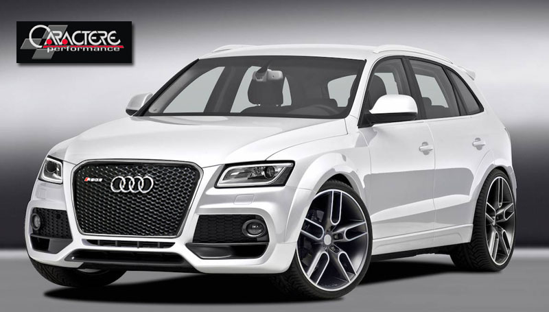 audi 2016 q5 audi q5 body kit styling caractere. Black Bedroom Furniture Sets. Home Design Ideas
