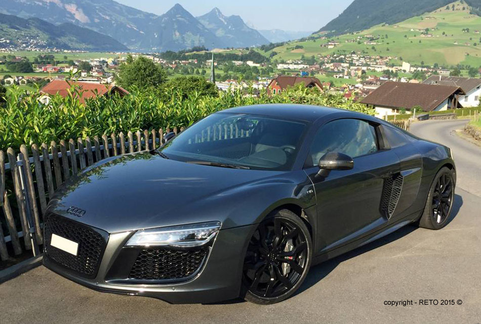 Body Kit Styling For The Audi R8 By Hofele
