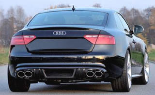 Audi A5 Body Kit Styling 2008 2009 2010 2011 Rieger Tuning
