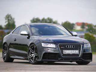 Audi a5 styling