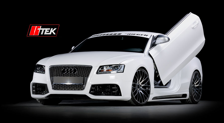 Body Kit Styling Audi S5 Bumpers Sideskirts Spoiler