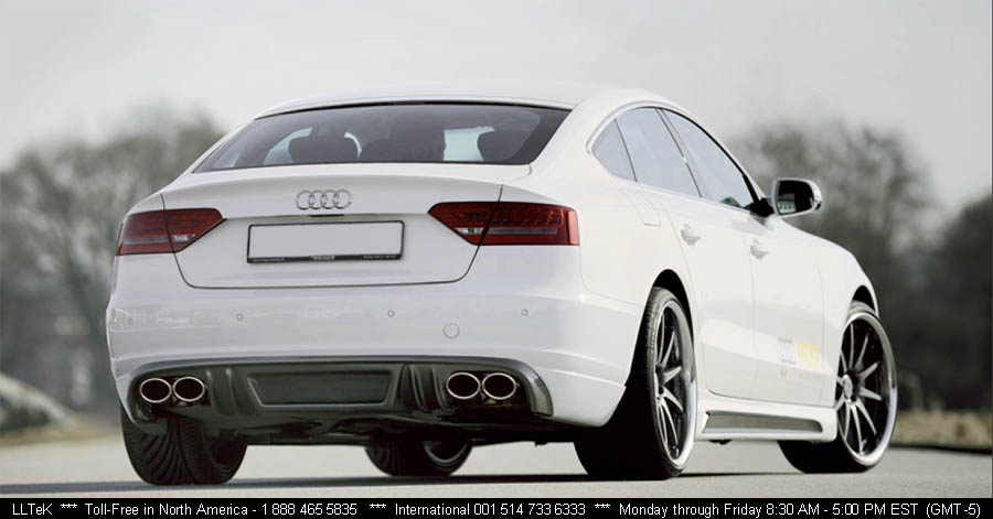 Audi A5 Sportback Performance Bodykit Styling Rieger