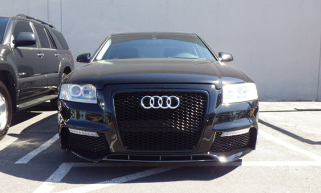 Audi A8 D3 Body Kit | Aftermarket Styling | Replacement