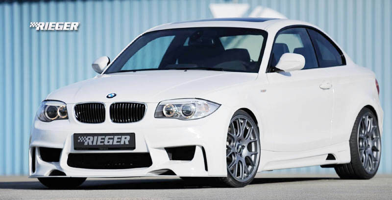 Body Kit Styling For Bmw 1 Series E82 1 Series E88 Aftermarket