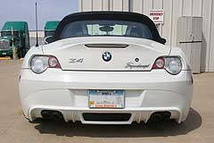 Body Kit Styling Bmw Z Series E85 E86 2002 2008