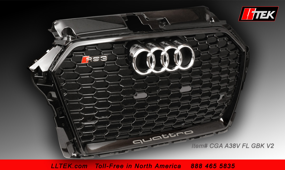 rs grille for audi r8