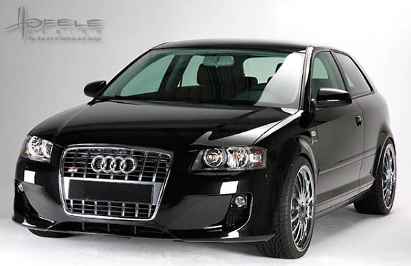 Audi A3 Tuning Awesome Car