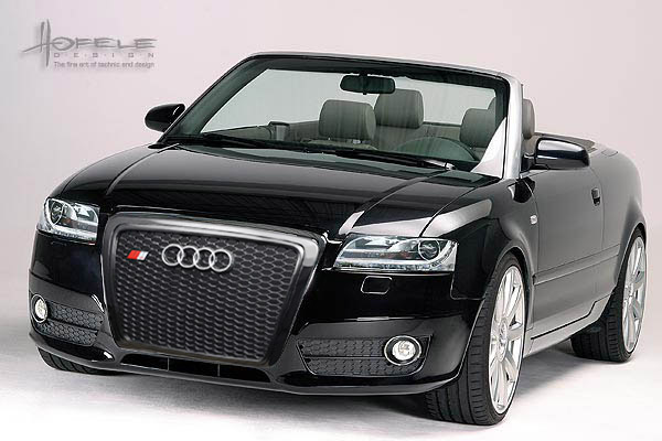 rs4 body kit styling audi a4 8h cabriolet performance. Black Bedroom Furniture Sets. Home Design Ideas