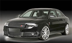 lite rs4 body kit conversion for audi a4 b6 or audi s4 b6