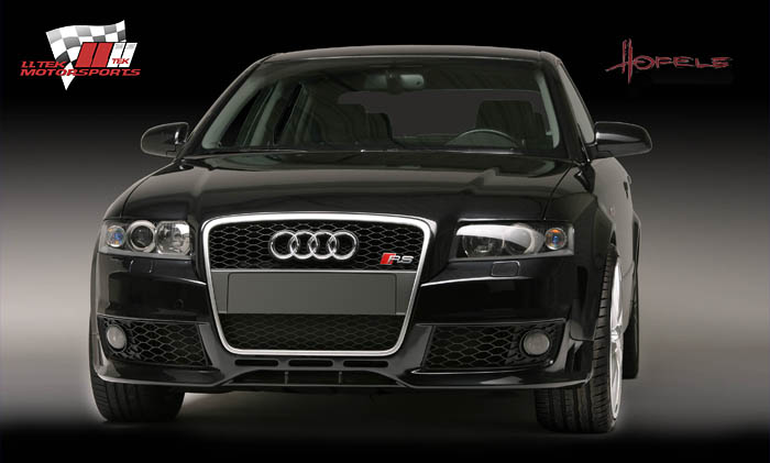 Audi A4 B6 and Audi S4 B6 RSfour Body Kit Styling and aftermarket ...
