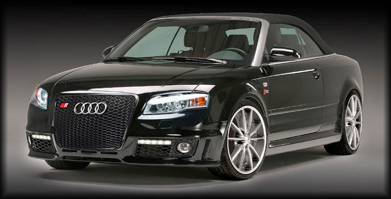 Rs4 Body Kit Styling Audi A4 B7 Cabriolet Hofele