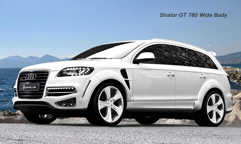 Kit Styling | Facelift Audi Q7 2010 | Hofele