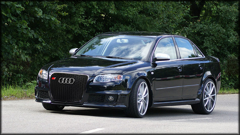 Rs4 Body Kit Styling Audi A4 B7 And Audi S4 B7 High