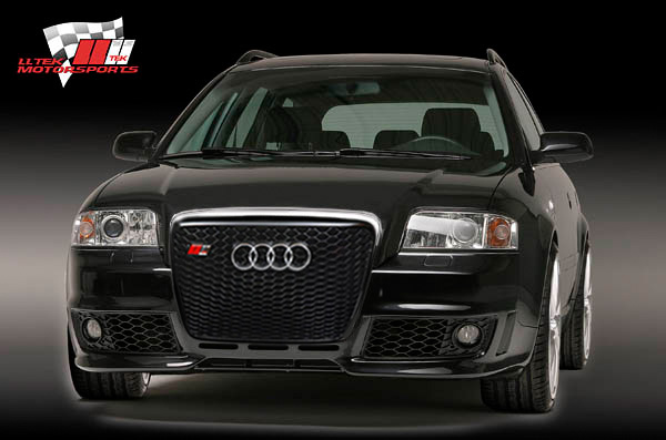 RS6 Body Kit Styling from Hofele for Audi A6 S6 - High ...