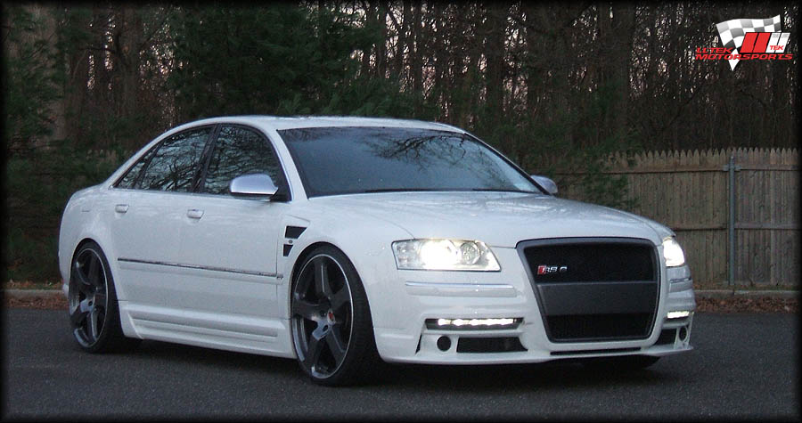 Body Kit Styling For The Facelift Audi A D By Hofele High - 2006 audi a8