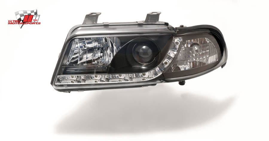LED headlight lighting now Available for the Audi A4 B5, B6, Audi A6 C5 and Audi TT 8N