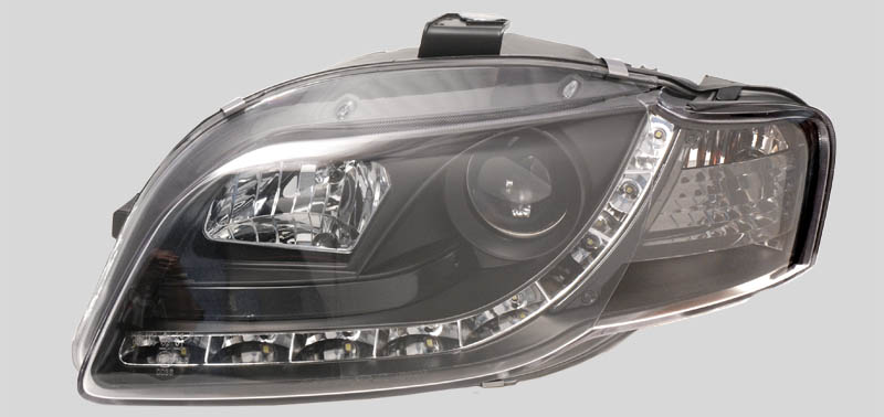 Headlights Replacement Headlights For Audi Projector Hid Xenon