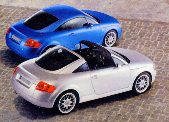 Porsche Boxster Guide - click (IMS info, mods and more) Audi TT Guide