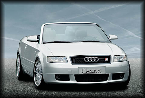 body kit audi a4 8h cabriolet 2003 2006 aftermarket. Black Bedroom Furniture Sets. Home Design Ideas