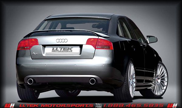 body kit styling for the audi a4 b7 sedan and avant. Black Bedroom Furniture Sets. Home Design Ideas
