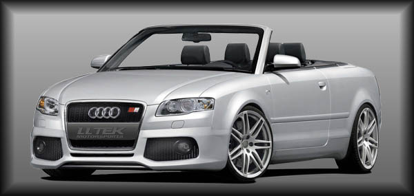 Body Kit Styling Audi Cabriolet A4 8h B7 Caractere