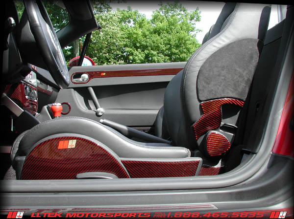 Carbon fiber interior styling for the audi tt 8n cockpit for Audi tt 8n interieur tuning