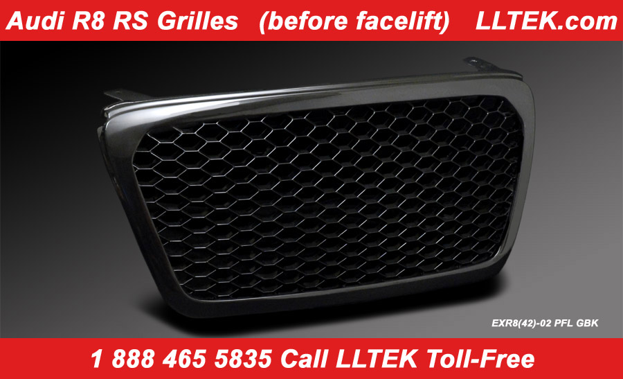 Worksheet. Audi R8  Quantum RS Mesh Grills  2006 2011  2012 and on