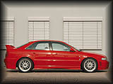Rieger Kit - Bumper, Skirts, V2 Valance, RS Wing and Roof Spoiler