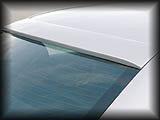 Roof Spoiler for the Audi A4 B7