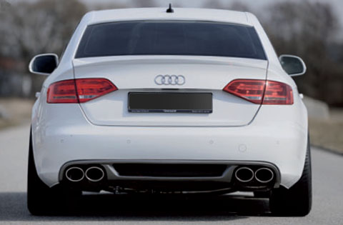 Audi A4 B8 Sedan 2009 And On Body Kit Styling Rieger Tuning