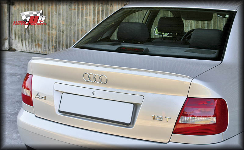 New! Low Profile RS Spoiler for the trunk deck of the A4 B5