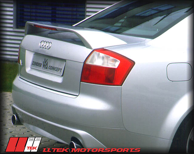 Zender Bodykit Styling For The Audi A4 B6 And S4 B6