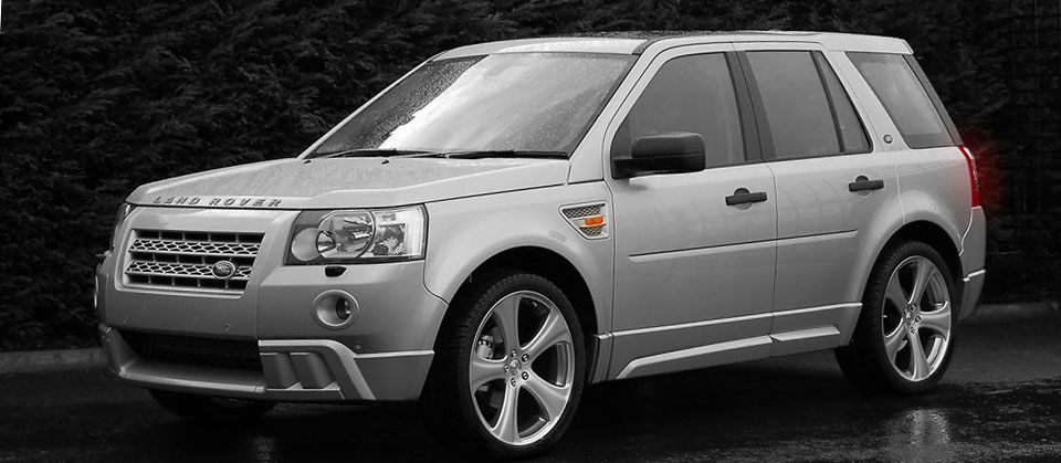 Land Rover Freelander Body Kit Styling And Tuning By Kahn