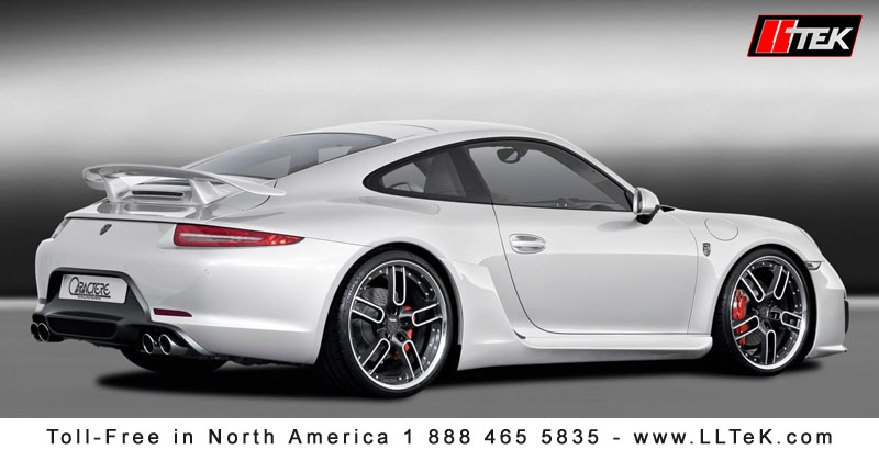Caractere Modified Porsche 991 Body Kit Styling For 911