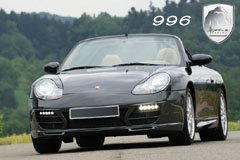image modified porsche 996