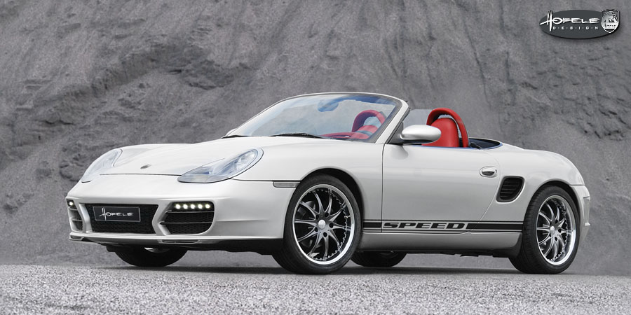 Porsche Boxster 986 Body Kit. Porsche® Boxster 986 shown