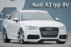 new body kit for audi a3 8v